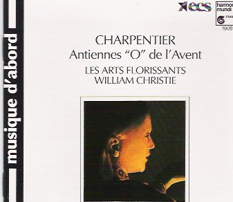 Charpentier O-Antiphonen