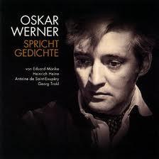 Oskar Werner spricht Gedichte
