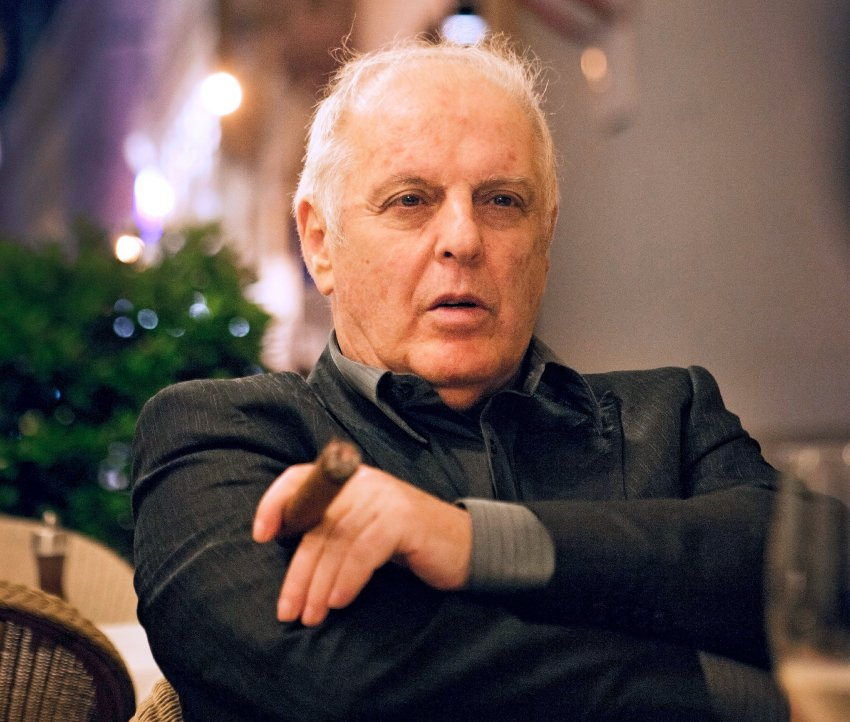 "Austria; Vienna; Director Daniel Barenboim in an interview by ""Der Spiegel"""