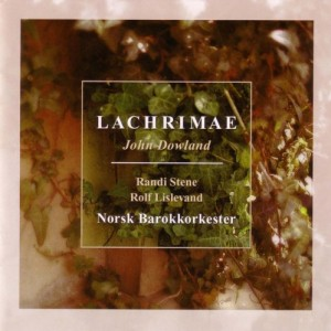 Lachrimae CD
