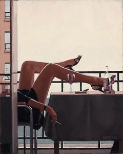 Vettriano The Temptress