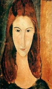 Hébuterne Modigliani