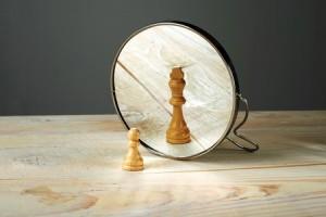 Schach Spiegel