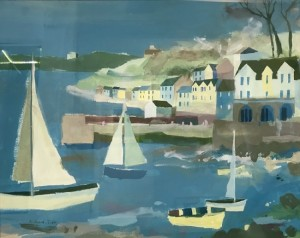 Richard Tuff, Morning in St. Mawes