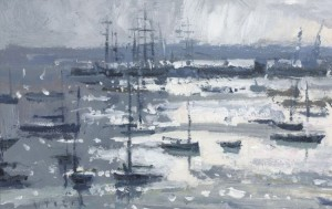Andrew Tozer, Sparkling Light and Tall Ships