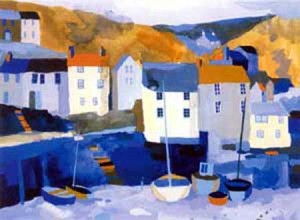 Richard Tuff, Harbour Boats