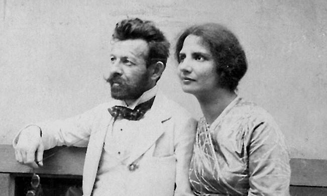Richard und Ida Dehmel